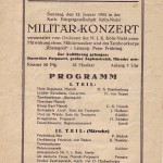 Militärkonzert