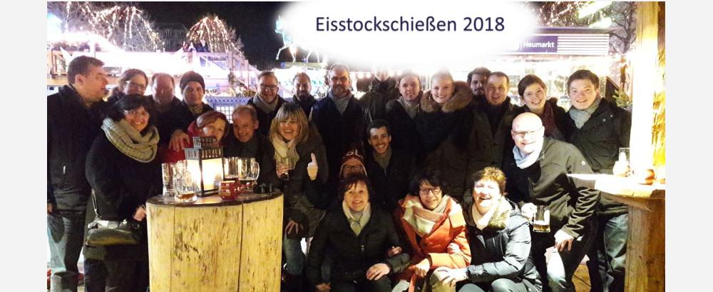 Eisstockschiessen 2018