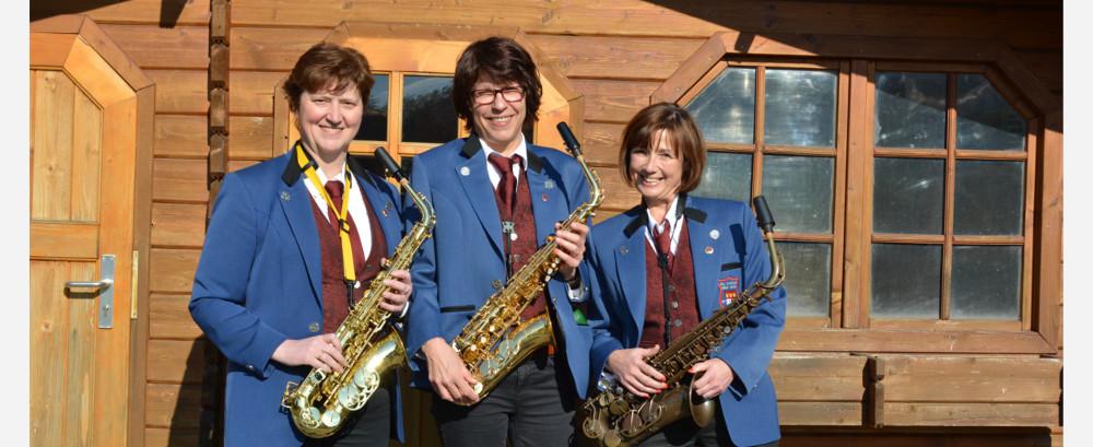 Saxophone 2017